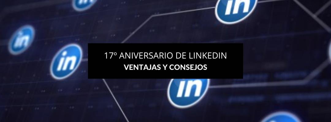 Aniversario de LinkedIn